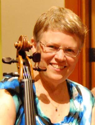 Barbara Johnston, a musical collaborator with Deborah Ann Johnston and Cascade Cello Studio.